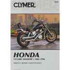 Honda Repair Manual  - M440
