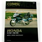 Honda Repair Manual - M505
