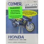 Honda Repair Manual   - M441-2