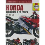 Honda CBR600F2/CBR600F3 Repair Manual  - 2070