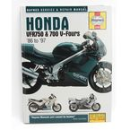 Honda VFR700/VFR750 Repair Manual  - 2101