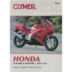 Honda Repair Manual  - M458-2