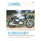 Kawasaki Repair Manual - M355