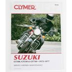 Suzuki Repair Manual - M368
