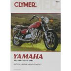 Yamaha Repair Manual   - M411
