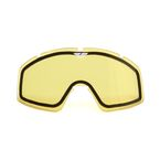 Yellow Replacement Dual Lens for Zone/Focus Goggles - 37-2411