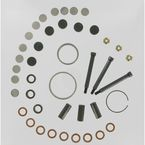Drive Clutch Rebuild Kit for Polaris P-90 drive (primary) clutch, 89-97 - CX400005