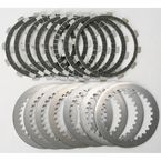 Clutch Kit w/Steel Plates - DPSK201F