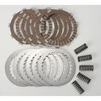Clutch Kit w/Steel Plates - DPSK231F