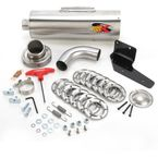 IDSX Exhaust Silencer - 835-1850