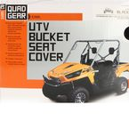 Black UTV Bucket Seat Cover - 18-143-010403-0