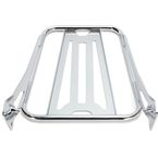 Chrome Tube Luggage Rack - 602-3502