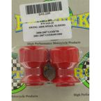Swingarm Spool Sliders - SAS-25RED