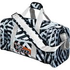 White/Black Hazard Duffle Bag - 2708