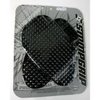 Universal Black Sportbike Traction Pad Kit - 55-10001B