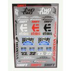 Two Two Motorsports Sticker Kit - 14516-000-NS