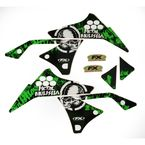 Metal Mulisha Graphics Kit - 15-11128
