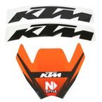 Front Fender Sticker Kit - N30-3144