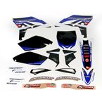 Complete Graphic Kit w/Seat Cover - DY12250