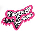 Pink 4 in. Marz Sticker - 14900-170-OS