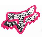 Pink 7 in. Marz Sticker - 14903-170-OS
