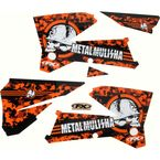 Metal Mulisha Graphics Kit - 18-11522