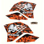 Metal Mulisha Graphics Kit - 18-11524