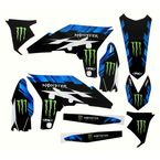 Monster Energy Graphics Kit - 18-02226