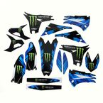 Monster Energy Graphics Kit - 18-02228