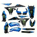Monster Energy Graphics Kit - 18-02232
