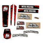 Honda Metal Mulisha Graphics Trim Kit - 18-50360