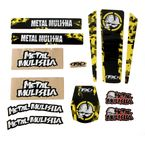 Suzuki Metal Mulisha Graphics Trim Kit - 18-50460