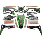 2015 Team Green Race Team Graphics Kit - N40-3749