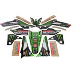 2015 Team Green Race Team Graphics Kit - N40-3750