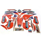 2015 Troy Lee Designs Race Team Graphics Kit - N405709