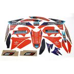 2015 Troy Lee Designs Race Team Graphics Kit - N405710