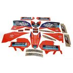 2015 Troy Lee Designs Race Team Graphics Kit - N405711