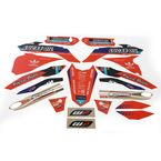 2015 Troy Lee Designs Race Team Graphics Kit - N405712