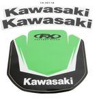 Kawasaki Front Fender Graphic Kit - 19-30118