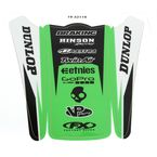 Kawasaki Rear Fender Graphic Kit - 19-32110