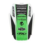Kawasaki Rear Fender Graphic Kit - 19-32126