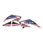 Metal Mulisha Standard Shroud Graphics Kit - 20-11320