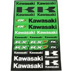 Kawasaki Generic Graphic Kit - 09-68130