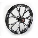 Front Platinum Cut 21 x 3.5 Paramount One-Piece Chrome-Forged Aluminum Wheel - 12027106PARJBMP