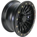 Black Ops 14 in X 7 in. SD Series Alloy Dual Beadlock Wheel - 14SDB10BX