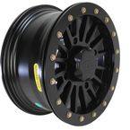 Black Ops 14 in X 7 in. SD Series Alloy Dual Beadlock Wheel - 14SDB15BX