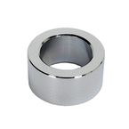 Chrome Rear Axle Spacer - 0214-0879