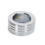 Chrome Front Axle Spacer - 0214-0880