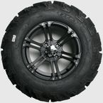 Mud Lite XTR Tire/SS212 Alloy Wheel Kit - 43192L
