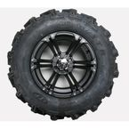 Mud Lite XTR 27x11R-14 Tire/SS212 Alloy Wheel Kit - 43187L